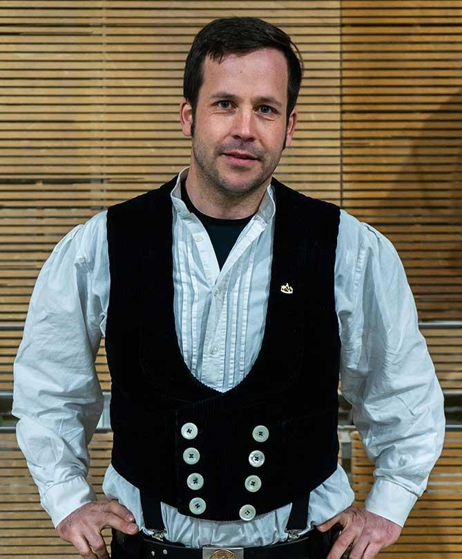 Mitarbeiter Hecker Holzbau - Michael Fandel