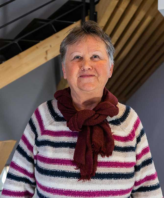 Mitarbeiter Hecker Holzbau - Gertrud Fandel