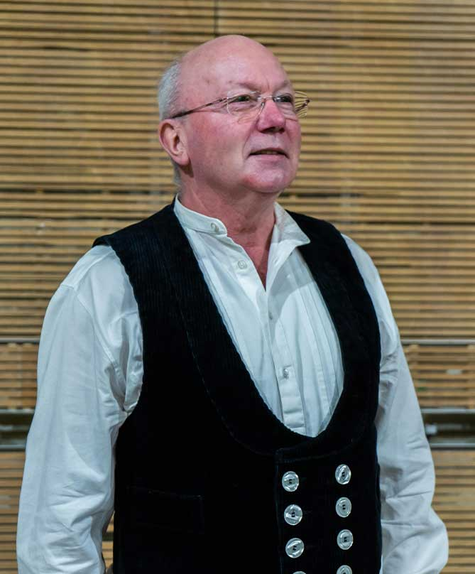 Mitarbeiter Hecker Holzbau - Richard Hecker