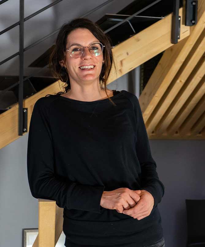 Mitarbeiter Hecker Holzbau - Linda Fandel